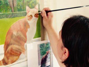Boulevard Magenta, schilderen, schilderlessen, schilderschool, icoon schilderen, iconen schilderen, reniassance, oude meesters, schilderworkshops, schildercursussen, schilderdocent worden, leer vergulden, leer schilderen met tempera, schilderen voor beginners, schilderen voor gevordenen, schilderen voor experts, vakopleiding schilderen en realistisch schilderen, vergulden, ei tempera, leren vergulden, tempera, bladgoud