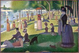 Georges Seurat,1859-1891.