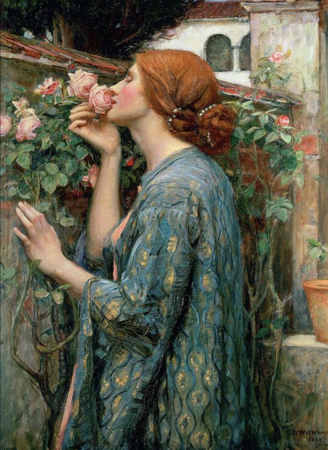 John William Waterhouse, 1849-1917.
